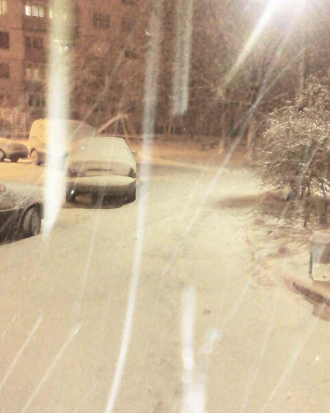 Киев засыпало снегом: в сети опубликованы яркие фото и видео (6)