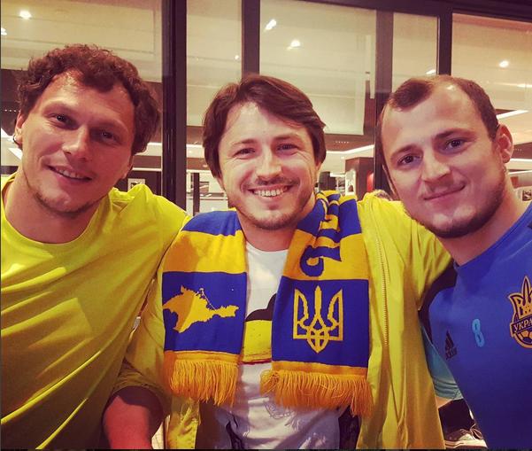 Український телеведучий показав, як відсвяткував ювілей у Європі: опубліковані фото (2)
