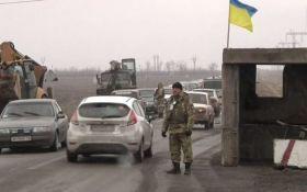 На Донбасі бійця АТО судять за інцидент на КПП