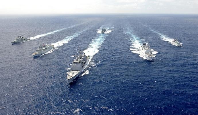 НАТО наращивает военную мощь на Черном море