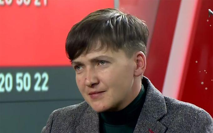 Савченко порадовала Россию жесткой критикой Украины: появилось видео