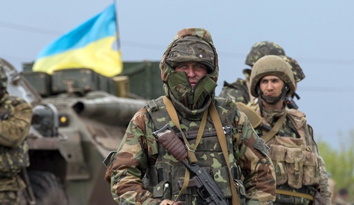 Против украинских позиций в зоне АТО продолжаются обстрелы из гранатометов и минометов