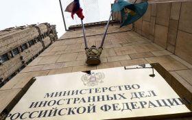 Дзеркальна відповідь: Росія вигнала п'ятьох дипломатів з Молдови і двох - з Естонії
