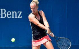 Сеул (WTA). Хогенкамп вышла в четвертьфинал