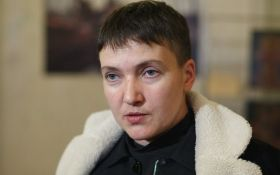 Савченко в суді в черговий раз оголосила голодування
