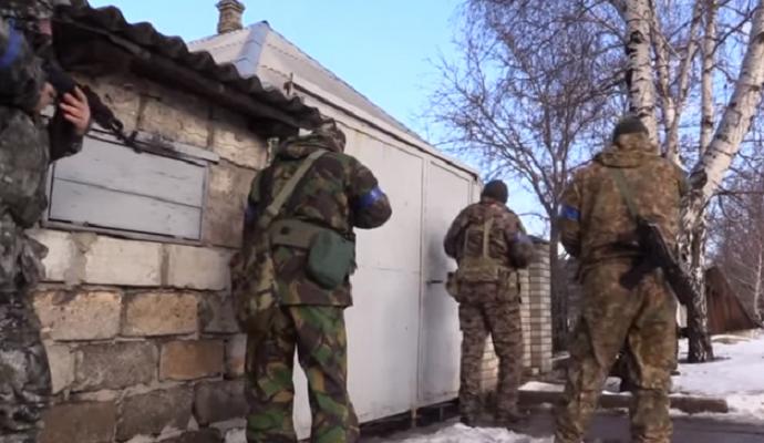 СБУ в ході спецоперації в Попасній затримала 5 бойовиків