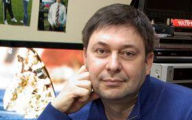 Підозрюваного в Україні в держзраді журналіста Вишинського нагородили в Росії престижною премією