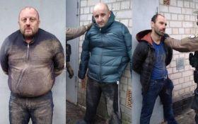 В Киеве задержали банду опасных грабителей из Грузии: появилось видео