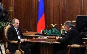 РФ почала погрожувати Євросоюзу після нових санкцій