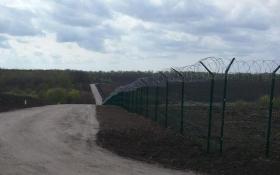 """""""Стена"""" с Россией: появились фото и видео модернизированного КПП"""