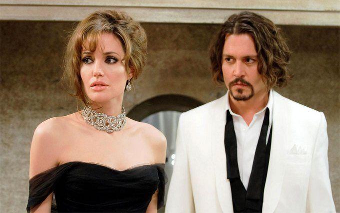 Стало відомо про роль Джонні Деппа в конфлікті Пітта і Джолі