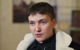 Савченко рветься в Раду з в'язниці