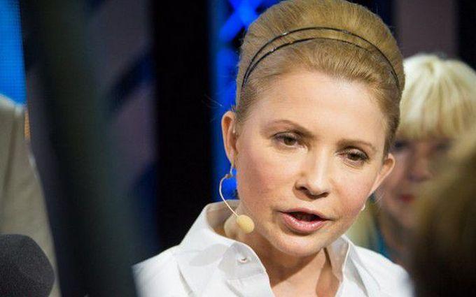 Тимошенко рассказала о встрече с Порошенко: опубликовано видео
