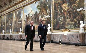 Макрон рассказал, в каком случае санкции в отношении России усилятся