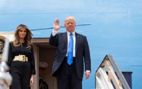 Меланія Трамп здивувала вбранням на важливій бізнес-зустрічі