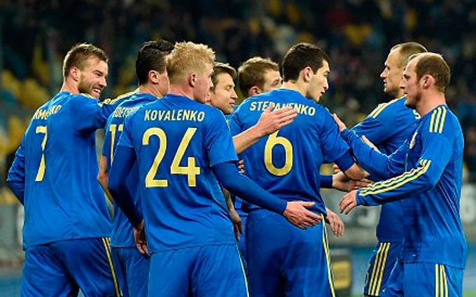 """Украина победила """"драконов"""" в последнем домашнем матче перед Евро-2016: опубликовано фото и видео"""