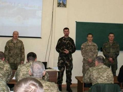 Лучшие испанские взрывотехники поделились опытом с украинскими коллегами (1)