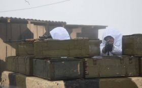 Бойовики влаштували потужну мінометну атаку на Донбасі - штаб ООС