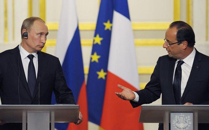 Президент Франції зробив гучне попередження на адресу Путіна