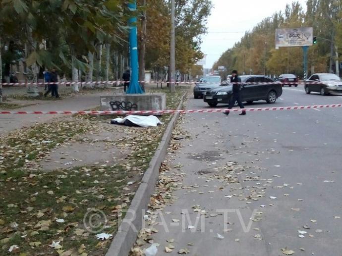В українському місті прямо на вулиці влаштували смертельну перестрілку: з'явилися фото і подробиці (1)