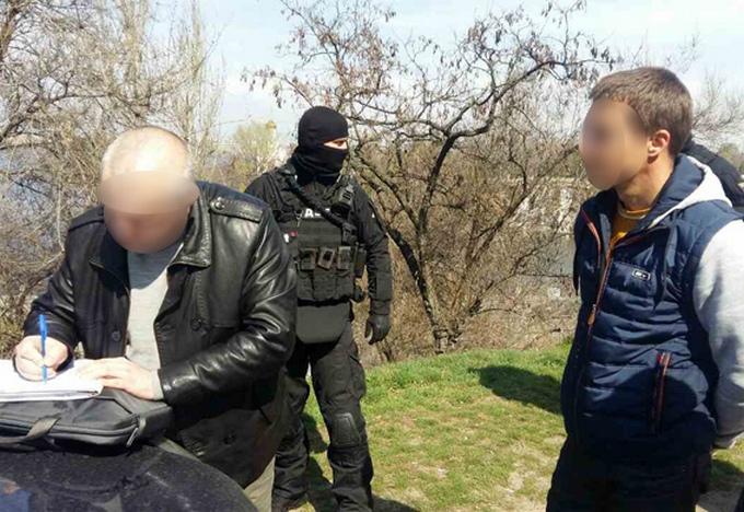 Затримання поліцейськіх на Дніпропетровщині: з'явилися фото, відео и нові подробиці (2)