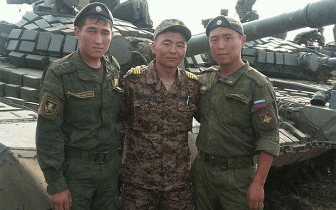 """У Росії розповіли про ще одного свого військового, який відправляв в Україну """"бурятських танкістів"""""""