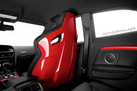 Компанія Audi присвятила спецверсію купе A5 чемпіонату DTM (6 фото) (4)