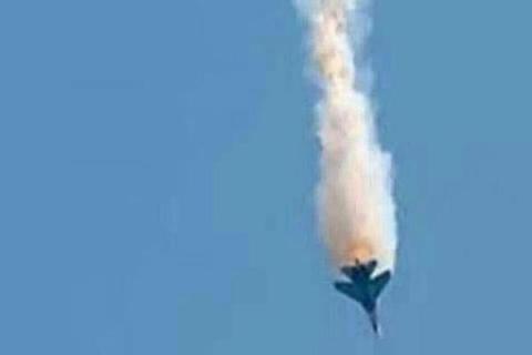 ВПС Туреччини збили російський літак - ЗМІ (1)