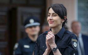 Деканоїдзе розповіла, скільки поліцейських не пройшли переатестацію
