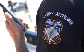 В Греции по серьезным обвинениям задержали более сотни украинцев