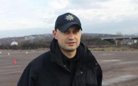Здивувався навіть Москаль: з'явилося аудіо з міцними матюками поліцейського начальника