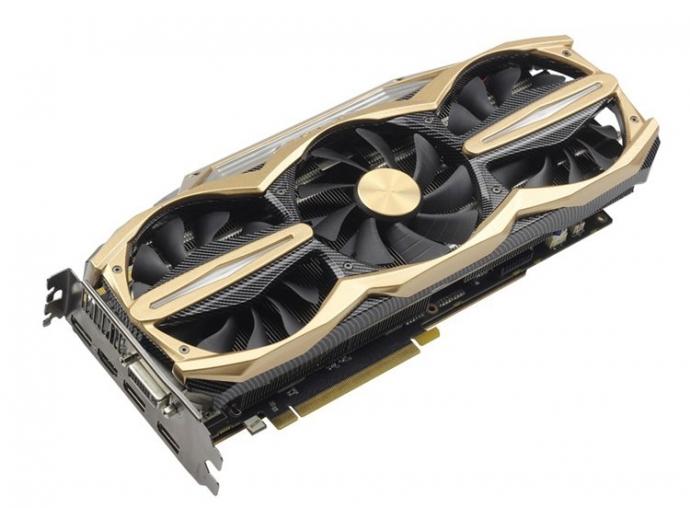 Компания Zotac представила GeForce GTX 970 Extreme OC с существенным заводским разгоном