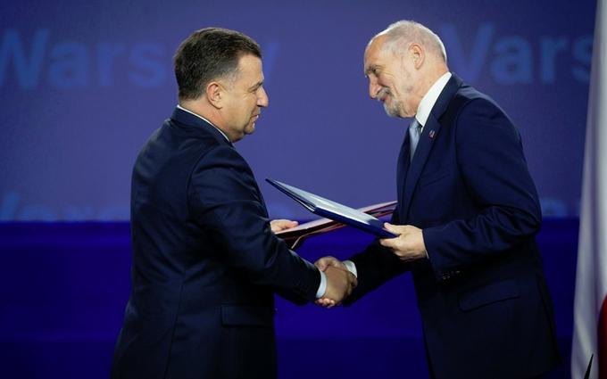 Украина подписала важное соглашение об оружии со страной НАТО