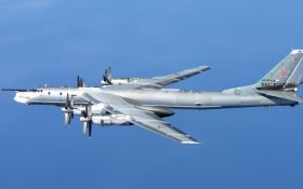 Устаревшие бомбардировщики России снова заметили у границ США