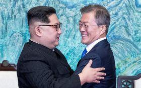 Кім Чен Ин зробив ще один дивовижний подарунок лідеру Південної Кореї