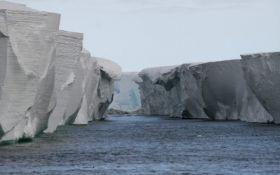 """Звуки Земли: опубликовано аудио жутких """"разговоров"""" шельфовых ледников в Антарктиде"""