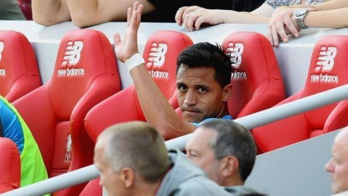 «Манчестер Сити» хочет приобрести Санчеса у«Арсенала»