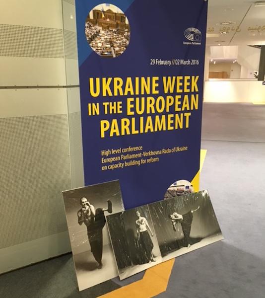 Блогер сообщил о новом случае информвойны против Украины в ЕС: опубликованы фото (1)
