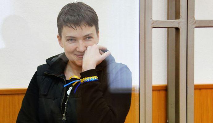 Почалося перше цього року засідання у справі Савченко
