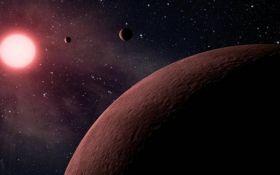 Вчені виявили планету, яка повністю поглинає світло