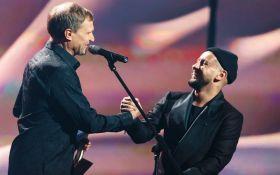 MONATIK спел с легендарным украинским рокером: опубликовано видео