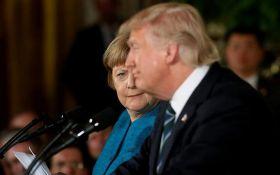 Не поражение, а стратегическое решение: Меркель неожиданно уступила Трампу по газу