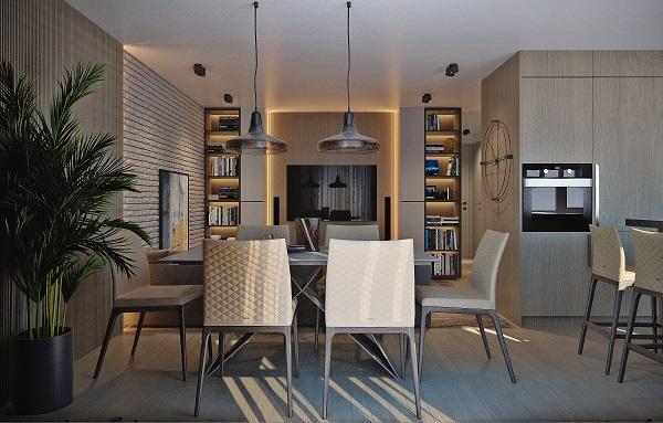 10 советов, как выбрать правильную расстановку мебели в малогабаритной квартире (2)