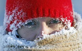 В Україну повертаються сильні морози: синоптики попередили про похолодання
