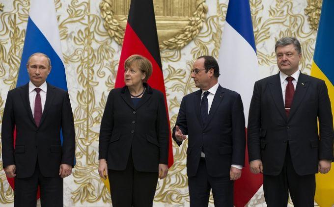 Порошенко розповів про майбутні переговори з Путіним