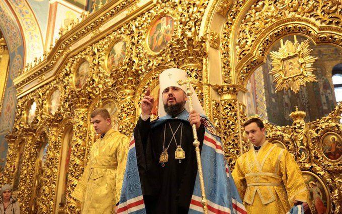 Єпіфаній назвав головний собор Православної церкви України
