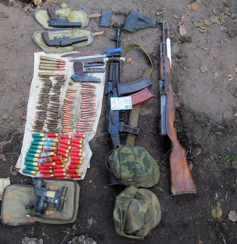 На Донбассе задержан пособник боевика Гиркина: опубликованы фото (1)