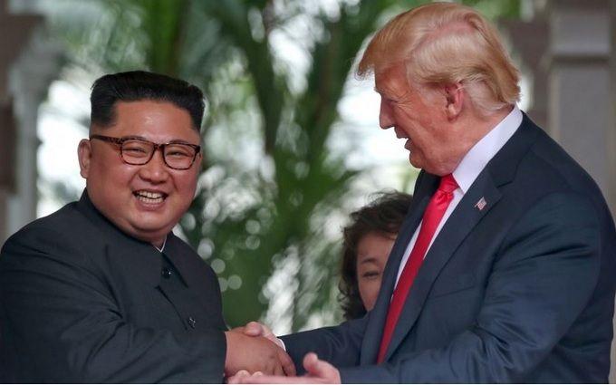 """""""Чекаю з нетерпінням"""": Трамп назвав дату і місце нового саміту з Кім Чен Ином"""
