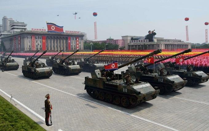 КНДР пригрозила США и Южной Корее войной
