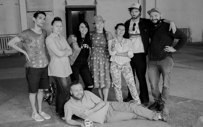 Джамала і український етно-гурт записали пісню: опубліковані фото